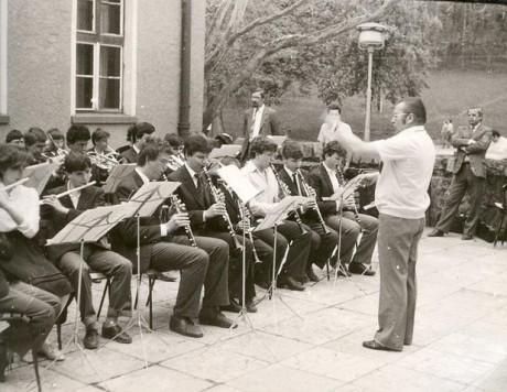 Dychovy orchester 1985 2
